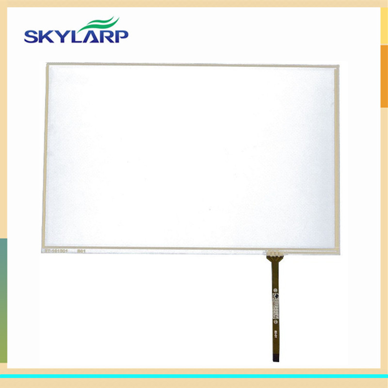 NEW 10.1inch 4 Wire Resistive Touch Screen Panel For B101UAN02.1 16:10 IPS LED Panel Screen touch panel Glass