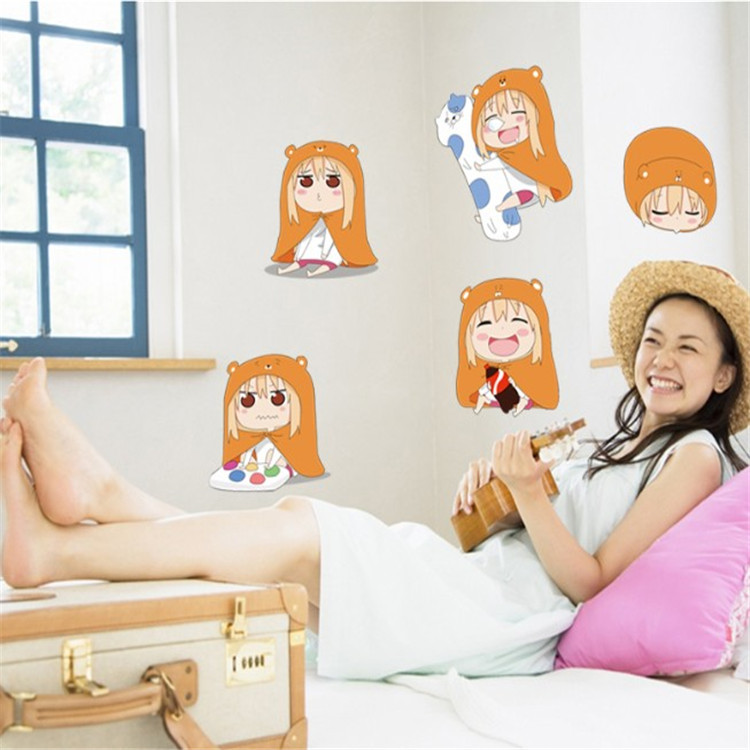 Removable wall stickers for children room TV background ...