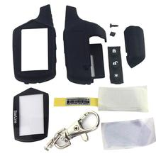 Starline A91 Keychain Key Shell Case For Russian Version Starline A91 Lcd Two-Way Remote Control