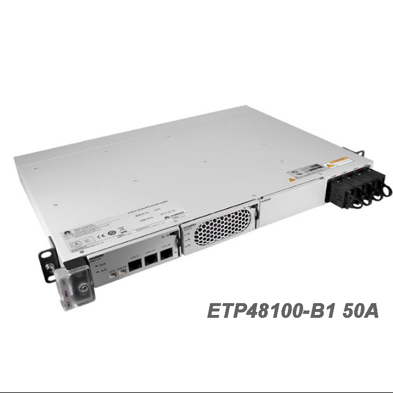 ETP48100 B1 50A power rectifier R4850G2, HUA WEI ETP48100-B1 50A 220/-48V AC to DC power supply For Fiberhome