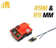 Frsky R9M модуль + R9 мм R9MM 900 МГц мини комбинированный приемник RSSI Выход с большим радиусом действия 4/19CH telemtry приема доска