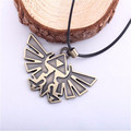2015 hot sales top quality Anime Game Alloy Necklace The Legend Of Zelda Collar Necklaces Jewelry