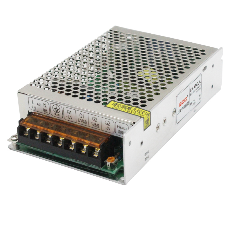 5V Switching Mode Power Supply 60W Quality Goods AC Change Direct DC High-precision Double Two Road Output switching power supply 5v ccfl inverter instead of cxa m10a l 5 7 inch industrial screen high pressure lm 05100 drive