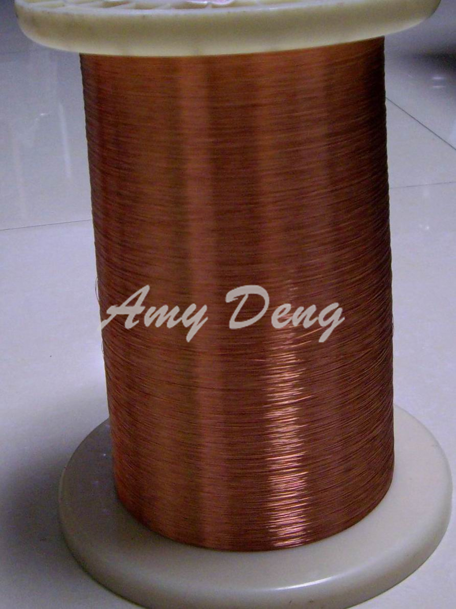 1000 Meters/lot 0.09 Mm Enameled Wire QA-1-155 New Polyurethane Enamelled Round Winding Wire