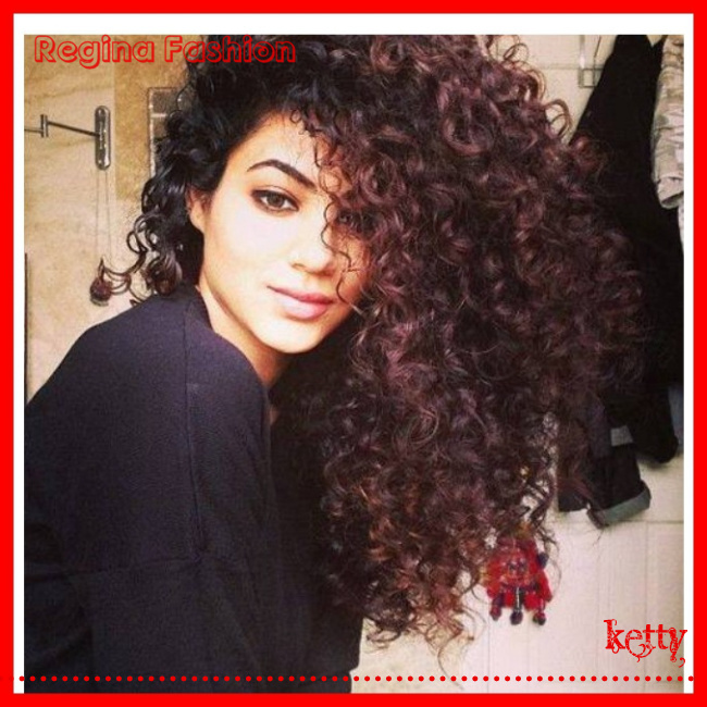 Red highlights curly hair best curly hair 2017 caramel highlights curly hair dark brown with red pmusecretfo Choice Image
