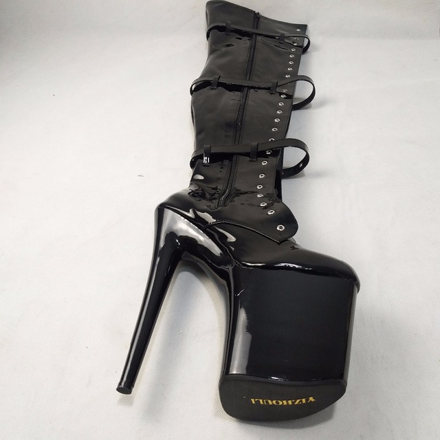 High-Heeled Erotic Boots (3 types)