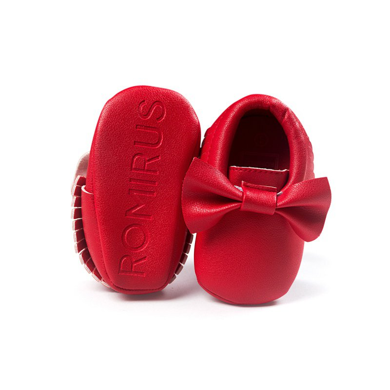 Baby-Kids-Casual-PU-Moccasins-Prewalker-Anti-Slip-Walkers-Girls-Tassel-Bowknots-Brand-Shoes-0-18M-4