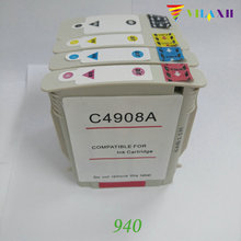 For HP 940 Compatible Ink Cartridges for HP940 Officejet Pro 8500 All-in-One 8000 8500A Printer