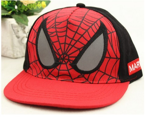 Spider Man Black Baseball net 5c64f225d7724