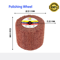 Best Seller Steel Wheel For Polish Or Rusty Remove