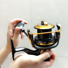 8000 9000 Sea Fishing Reel 12+1BB Surfcasting Fishing Reel Long Distant Wheel for Saltwater Molinete Peche Carretilha De Pesca
