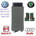 Новые VAS5054 VAS 5054A Oki Полный Чип Поддержка UDS VAS5054A ОДИС v2.2.4 v2.2.3 ~ v3.0 5054A для VW AUDI Диагностический Инструмент Сканер