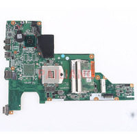 PAILIANG Laptop motherboard for HP 2000 CQ43 CQ57 PC Mainboard 646175-001 tesed DDR3