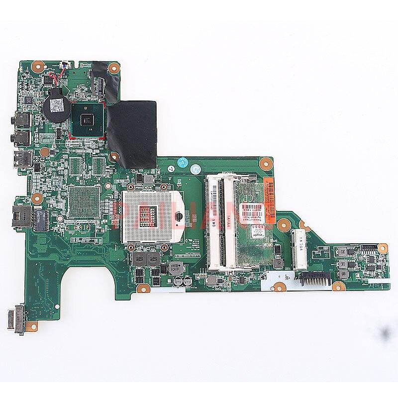 PAILIANG ordinateur portable carte mère pour HP 2000 CQ43 CQ57 PC carte mère 646175-001 tesed DDR3