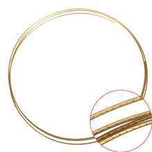 2.5M 8FT Acoustic Guitar Accessory Part 2.2mm Width Brass Fret Wire For Guitar Guitar Parts & Accessories
