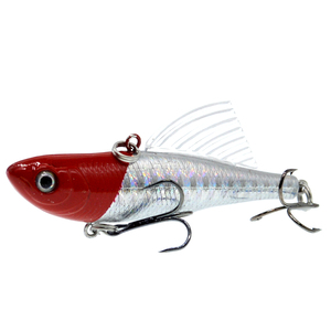 Image 2 - WLDSLURE Sinking Vibration Fishing Lure Hard Plastic Artificial VIB Winter Ice Jigging Pike Bait Tackle Isca Peche