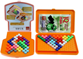Quality IQ Magic Beads Puzzle Gift Educational Game Toys for Children Adults 8 Manuals 740 Challenges