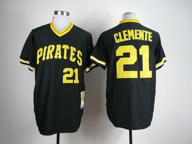 hot sale online d8465 e424a Custom-in 88 24 2015 Jersey Throwback Pirates Authentic ...