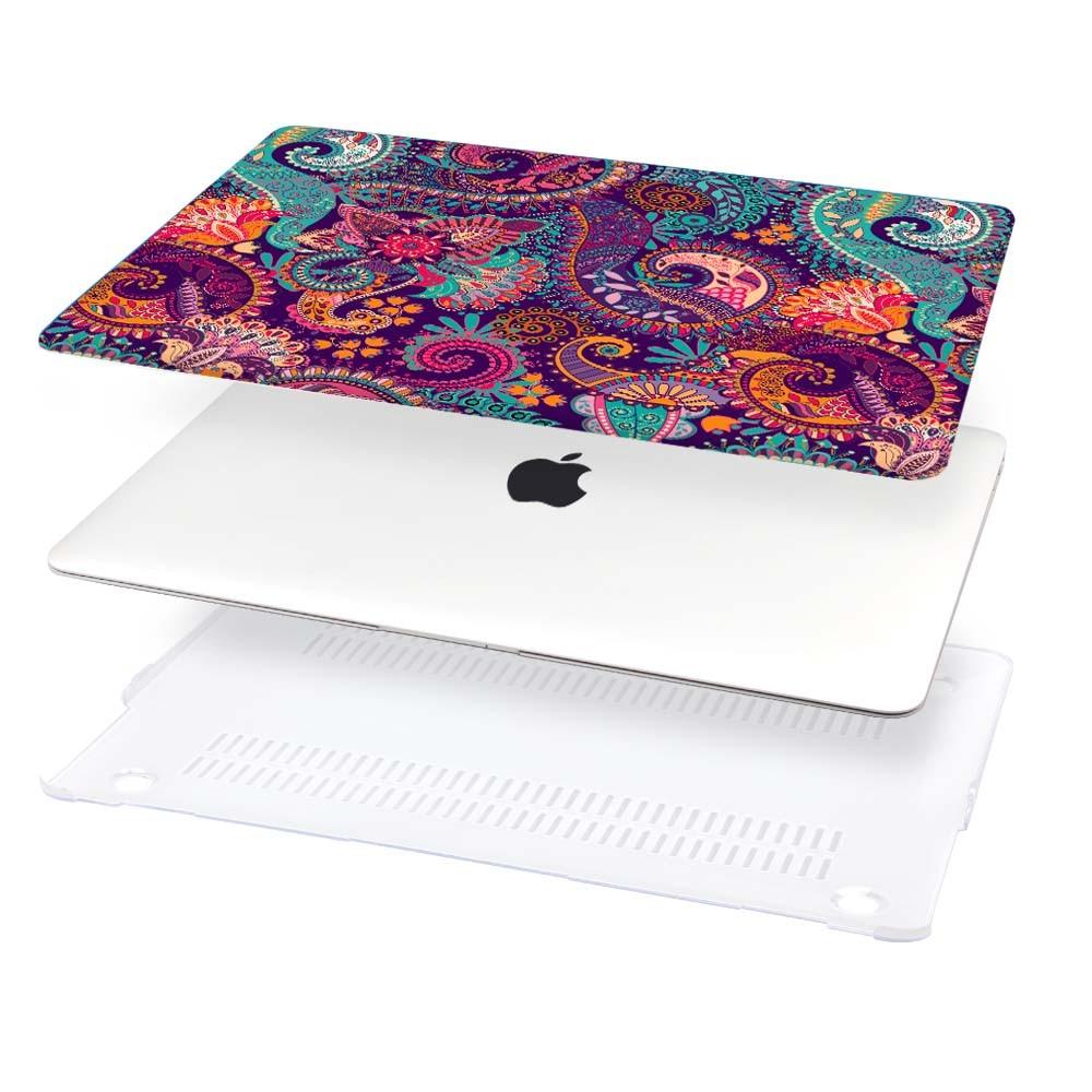 Redlai Colours Macbook Pro үшін Crystal Clear ноутбук - Ноутбуктердің аксессуарлары - фото 5