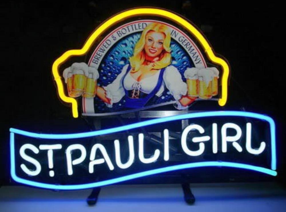 Custom Vintage Car Hot Rod Garage Glass Neon Light Sign Beer Bar