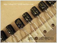30 ШТ. ELNA Черное Золото RA2 Серии 330 мкФ/16 В Аудио Электролитический Конденсатор (Лента) бесплатная доставка