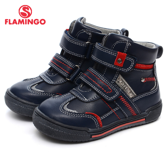 Русский известный бренд 2016 новая коллекция осень/зима мода дети сапоги высокое качество anti-slip детская обувь для мальчики W6XY152