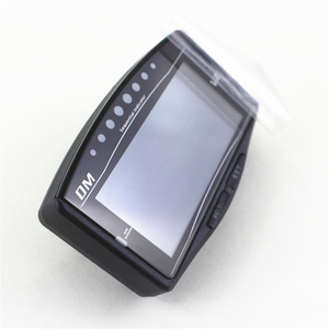 Image 5 - Universal 5 In 1 12 v/24 v Lkw Auto LCD Digital Öl Manometer Volt Voltmeter Wasser Temperatur kraftstoff Gauge Tachometer