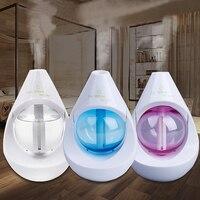 Mini Car Air Humidfier Portable Humidificador LED Aroma Essential Oil Diffuser Aromatherapy Ultrasonic For Car Mist