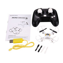 4 Channel 4 Axis Headless Mode Mini Drone R/C Helicopter Remote Control Toys RC Quadcopter