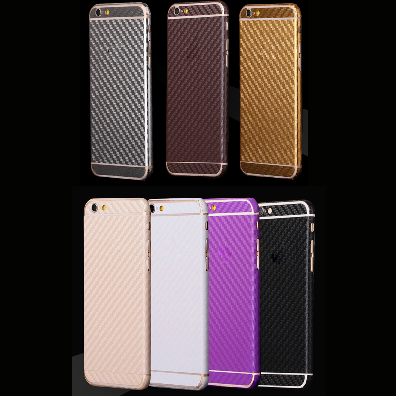quality design 7ff2a 23712 US $2.39 |New High Quality Carbon Fiber Full Body Back Film Sticker Case  Cover Wrap Skin For Apple iPhone 6 6S 4.7 Plus 5.5 Inch on Aliexpress.com |  ...