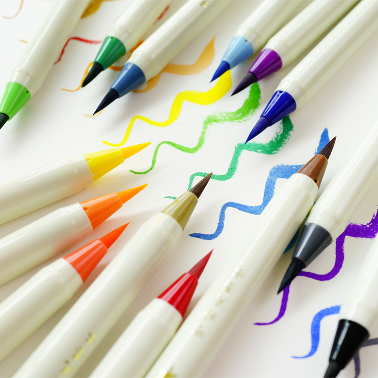 Online buy wholesale korean calligraphy brush from china