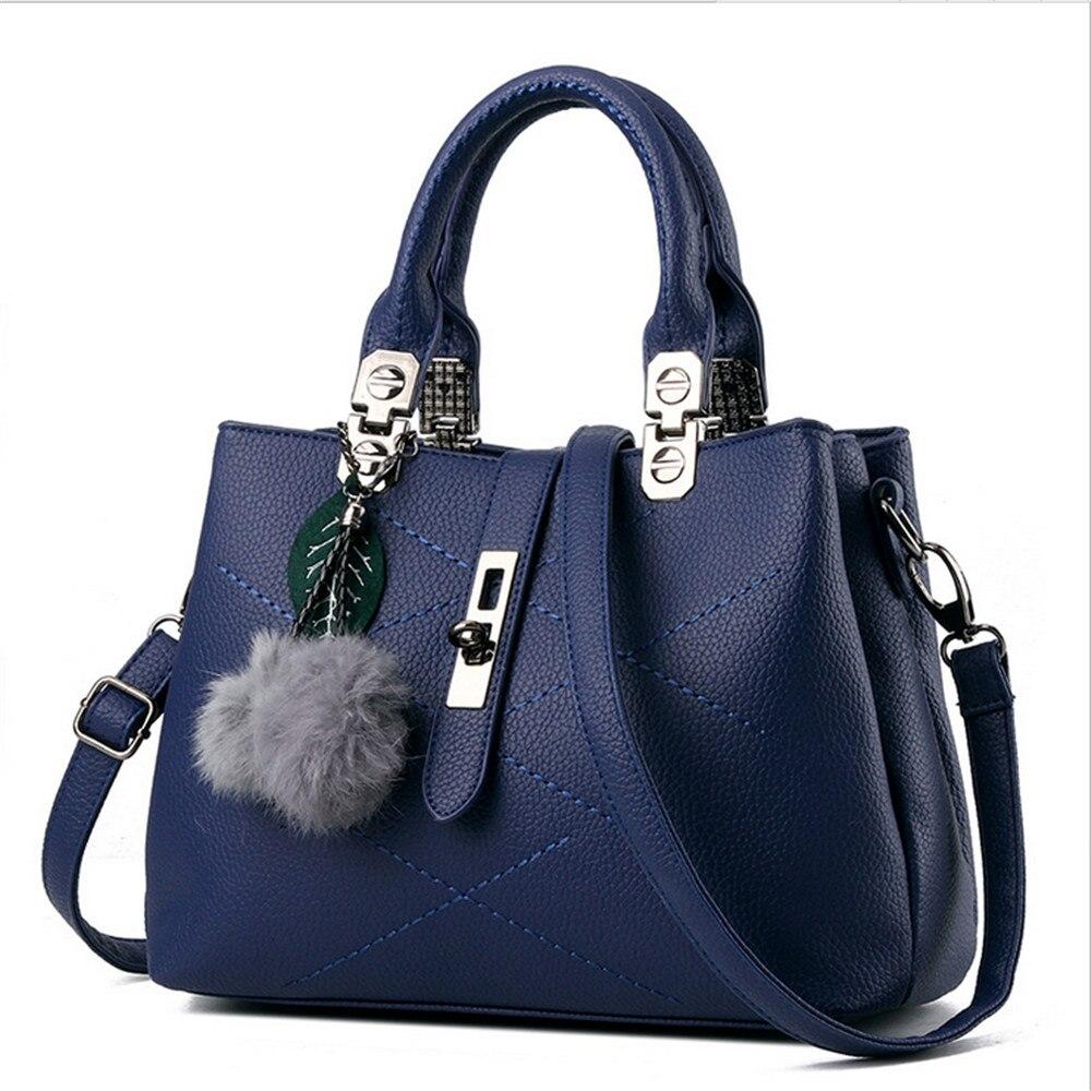 Vogue Star Fashion Brand Designer Women Handbags High quality PU Shoulder Bags 2