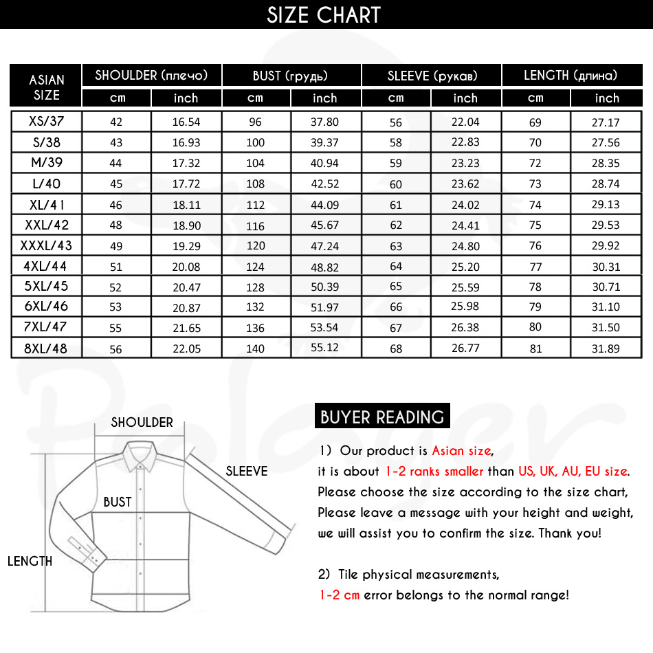 Mens Dress Shirt Sizes How To Measure Chad Crowley Productions