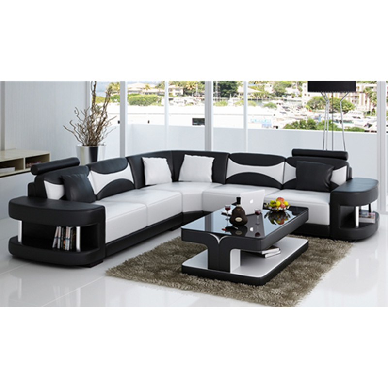 Sofa Sets Sale: Hot On Sale Sofa Set Living Room Furniture-in Living Room