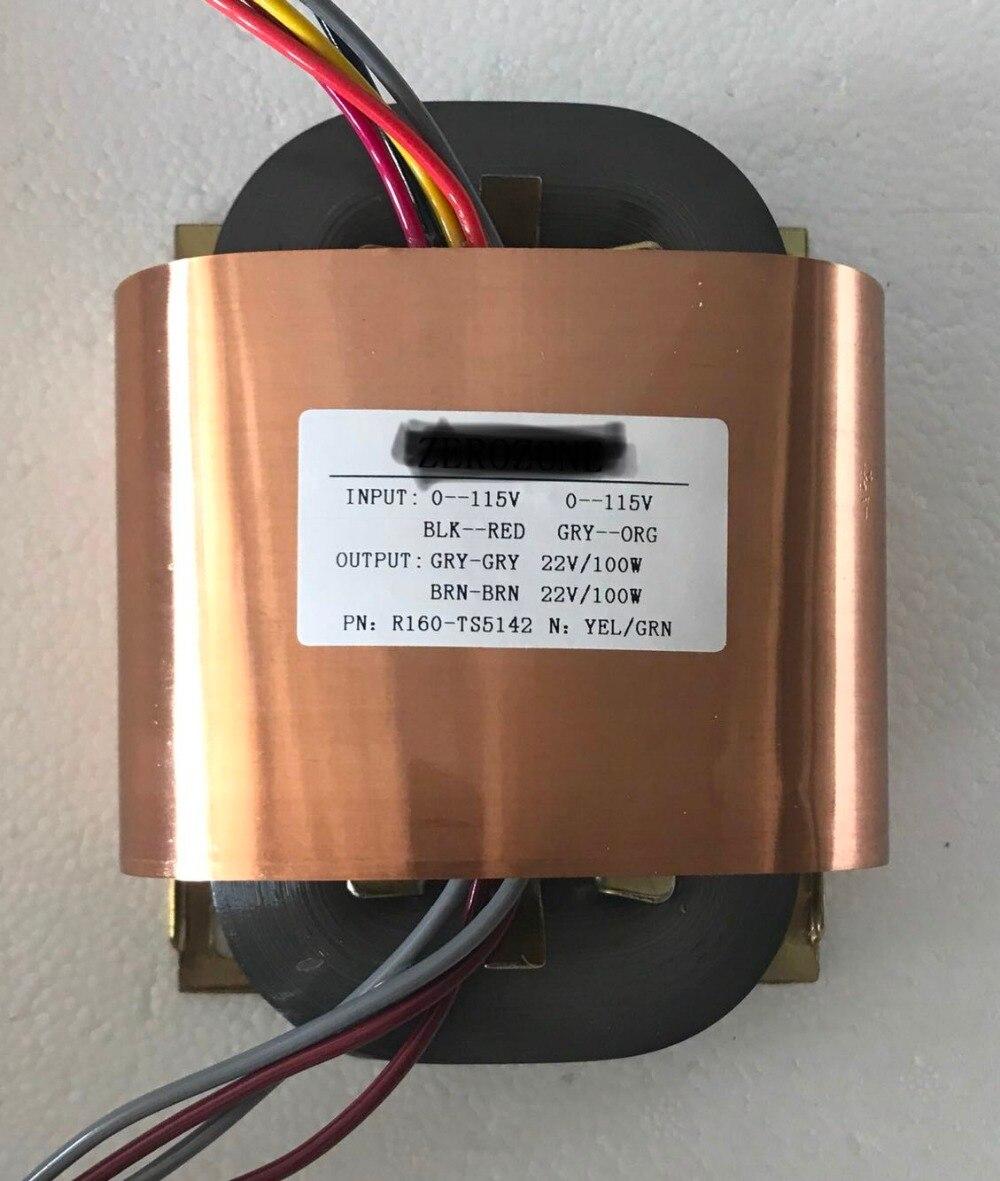 22V 4.5A 22V 4.5A R Core Transformer 200VA R160 custom transformer 115V/115V input copper shield Power supply amplifier 22v 0 22v 1 35a transformer 220v input 60va ei66 40 multimedia active speaker constant voltage power amplifier transformer