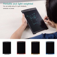 Eco Friendly 12 Inch LCD Digital Writing Drawing Electronic Tablet Board Ultra Thin Slim Handwriting Pad