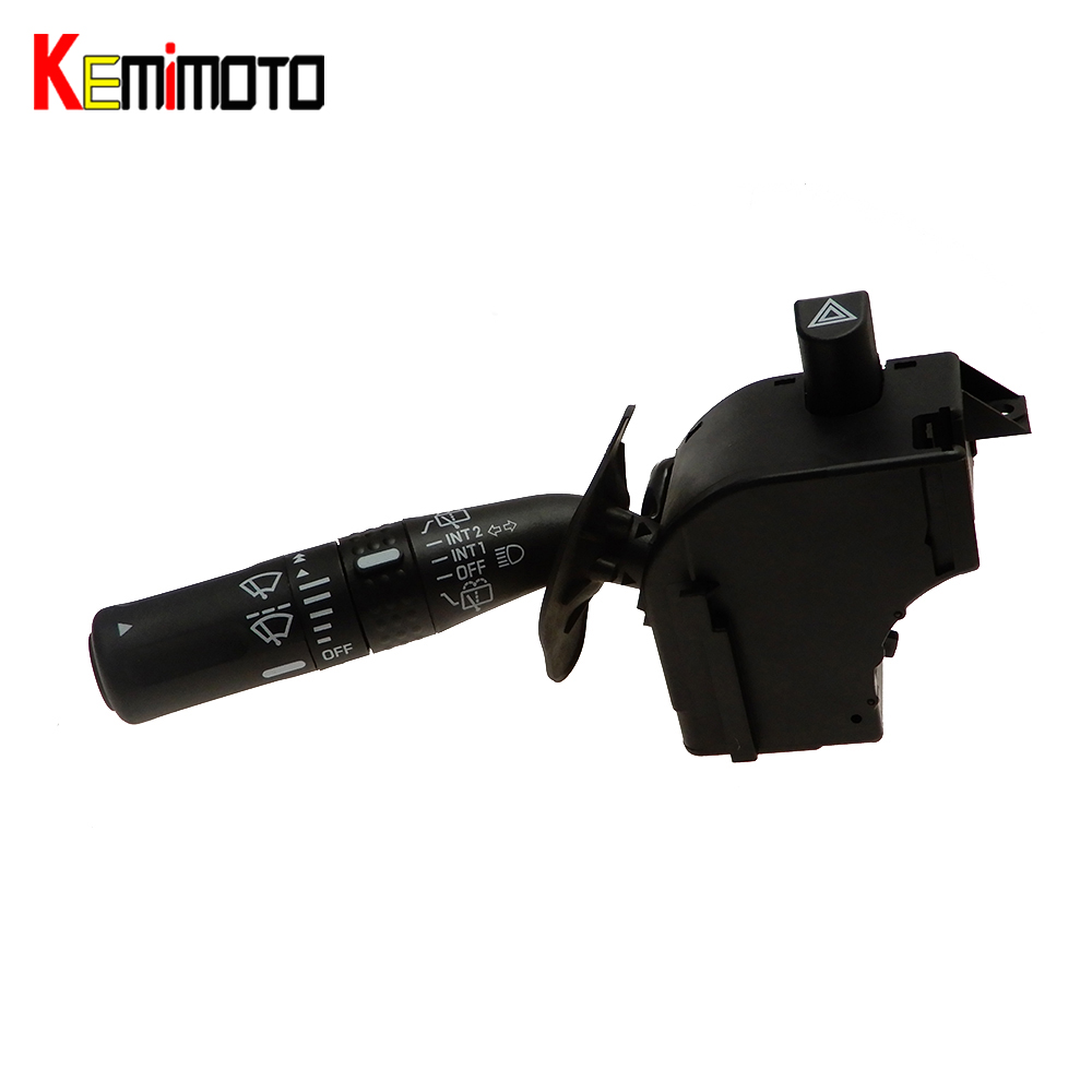 Turn Signal Switch Lever Windshield Wiper Beam Lever for Ford Expedition 2003-2006 Mountaineer