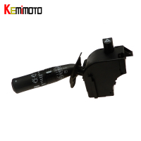 KEMiMOTO Turn Signal Switch Lever Windshield Wiper Beam Lever For Ford Expedition 2003 2006 Mountaineer Explorer