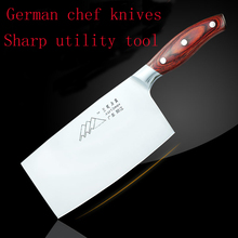 """2016 High Quality Kitchen Knives 7"""" inch Stainless Steel 7Cr13 As 440C Top Grade Sharp Slicing Fileting Knife Chef Knife Knife"""