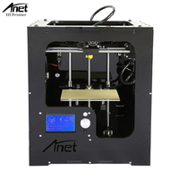 Anet A3 3D Printer Prusa I3 Reprap 3D Printer Ready To Print Small Print Size High
