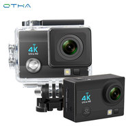 OTHA 4K Action Camera Helmet Sports Head Bike Video Camera Waterproof WIFI Full HD 1080P Camara