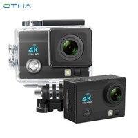 OTHA 4K Action Camera Helmet Sport Head Bike Video Cameras Waterproof WIFI Full HD 1080P Camara