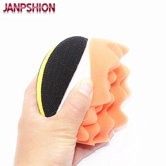 JANPSHION 20PC 80mm automobilių poliravimo buferio pagalvėlės, - Elektriniai įrankiai - Nuotrauka 5