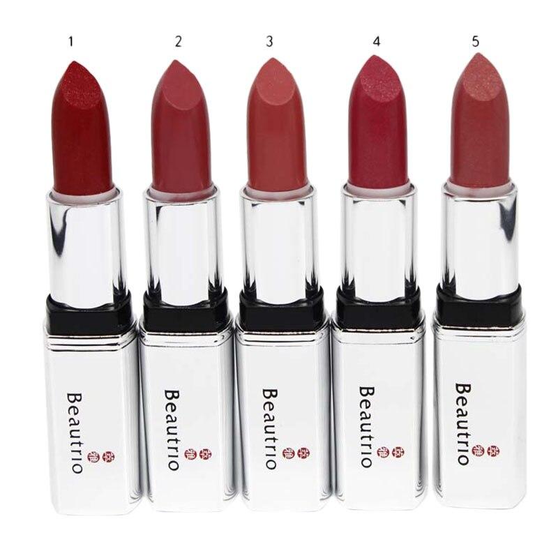 Nouveau chaud longue durée mat rouge à lèvres maquillage teinte tatouage facile à porter liquide lèvres cosmétique femmes Sexy Nude rouge étanche rouge à lèvres