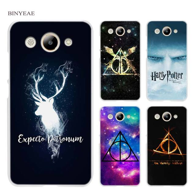 coque harry potter huawei