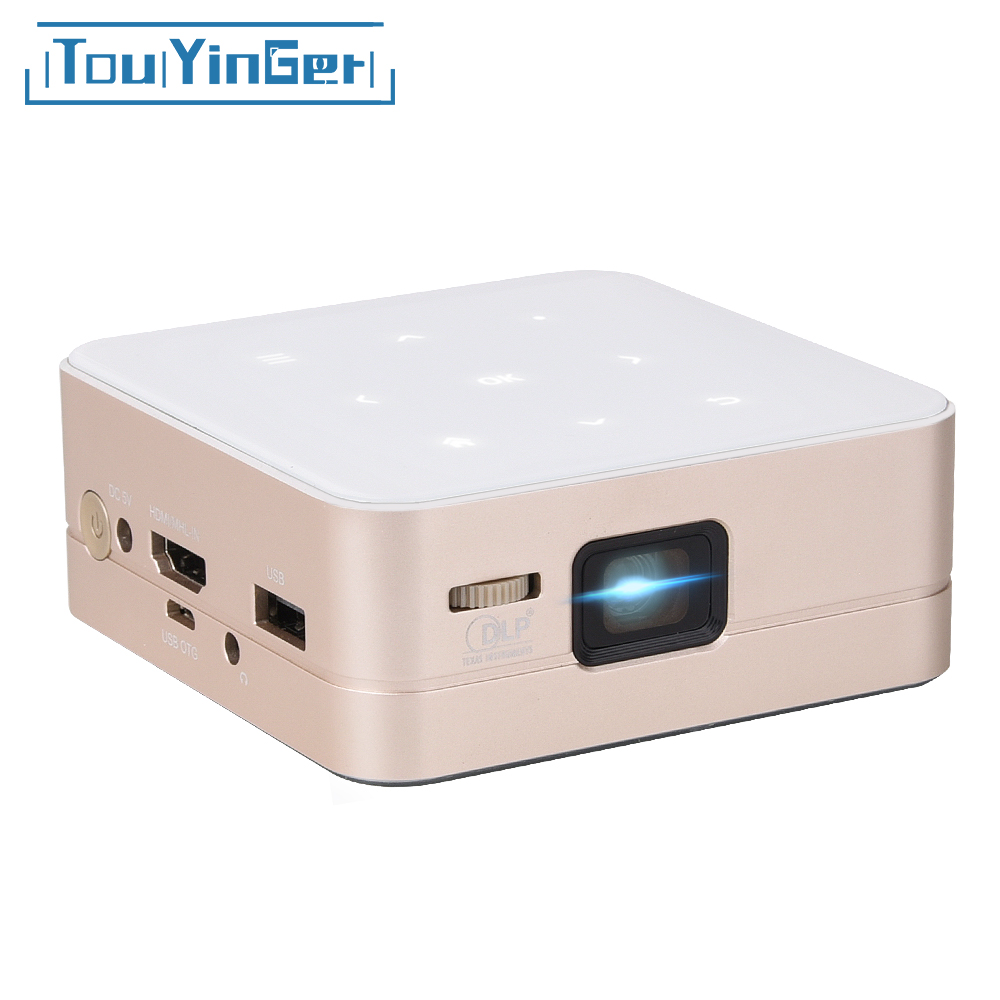 mini pocket projector t5 dlp 854 480 led video projecteur beamer home theater portable data show. Black Bedroom Furniture Sets. Home Design Ideas