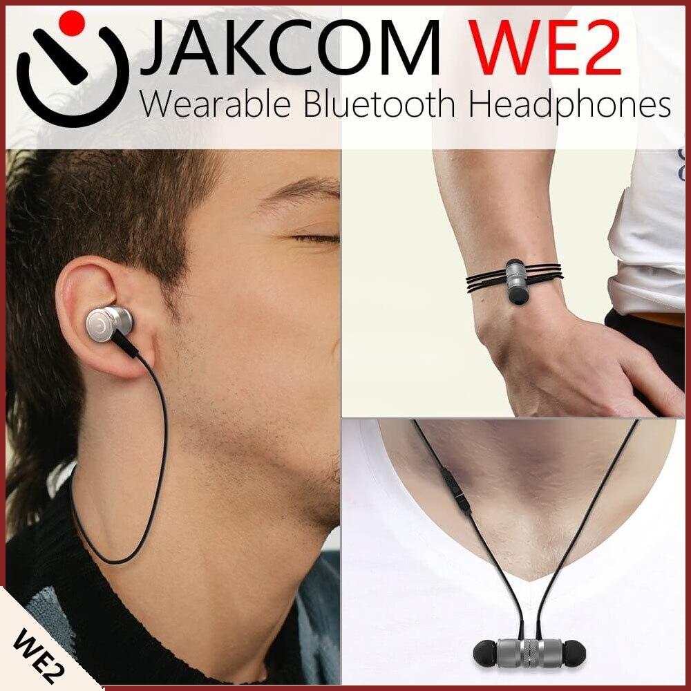 Jakcom WE2 Wearable Bluetooth Headphones New Product Of Headphone Amplifier As Headphone Amps Amplifier Board Cabo Otg Dac