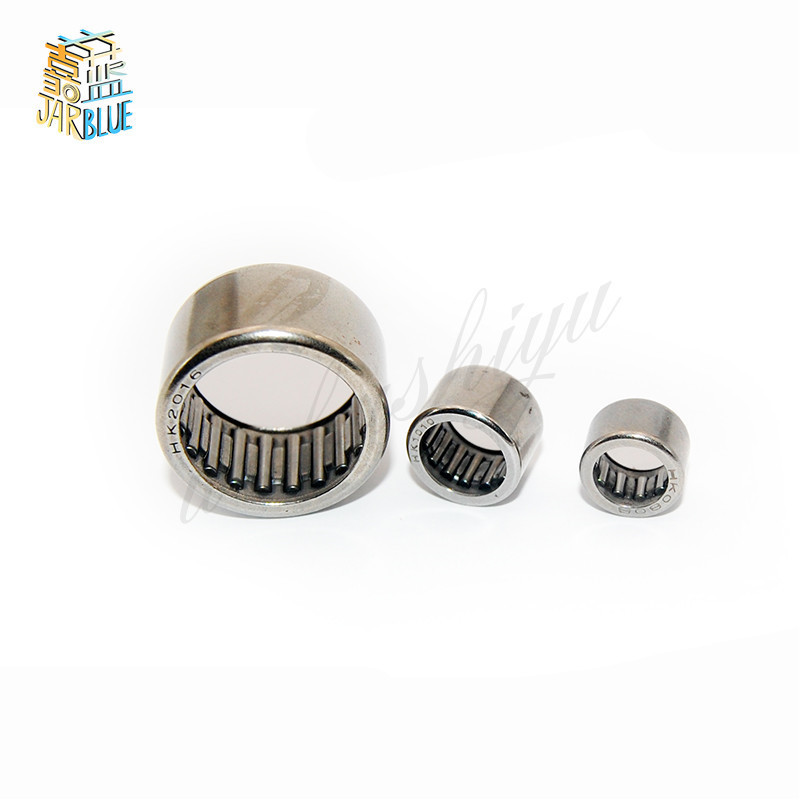 10Pcs HK0306 HK0509 HK0608 HK0612 HK0810 HK0812 <font><b>HK1010</b></font> HK101610 Drawn Cup Type Needle Roller Bearing 1 Free shipping image