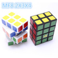 MF8 2x3x4 Magic Cube Puzzle  Black Learning&Educational Cubo magico Toys