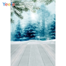 Yeele Professional Photography Backdrops Wood Board Planks Floor Pine Snowflake Matsue Photographic Backgrounds For Photo Studio
